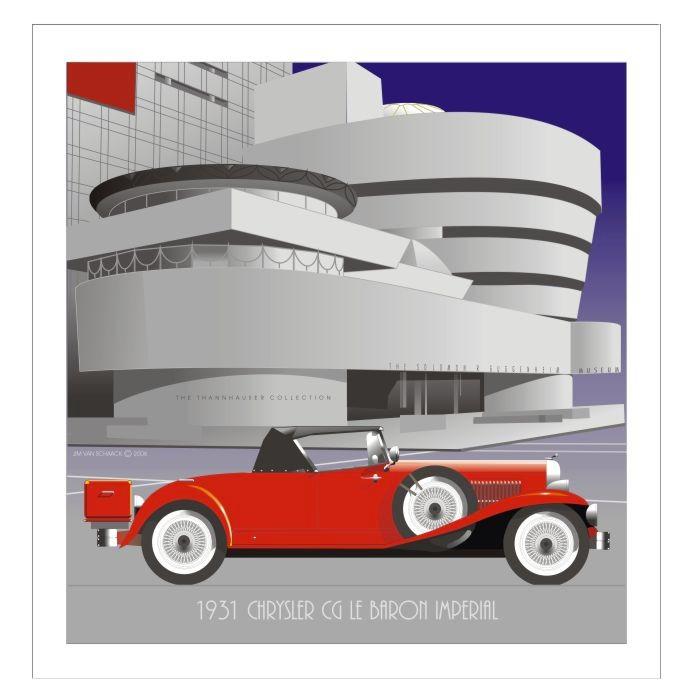 1931 Chrysler CG Le Baron Imperial
