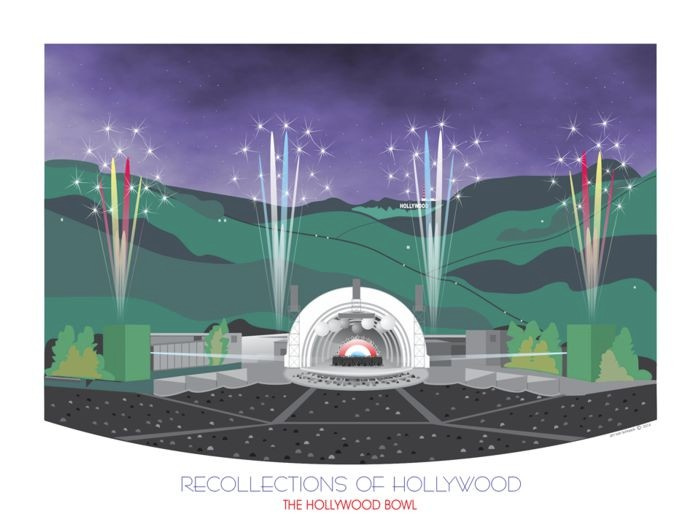 Recollections of Hollywood: The Hollywood Bowl