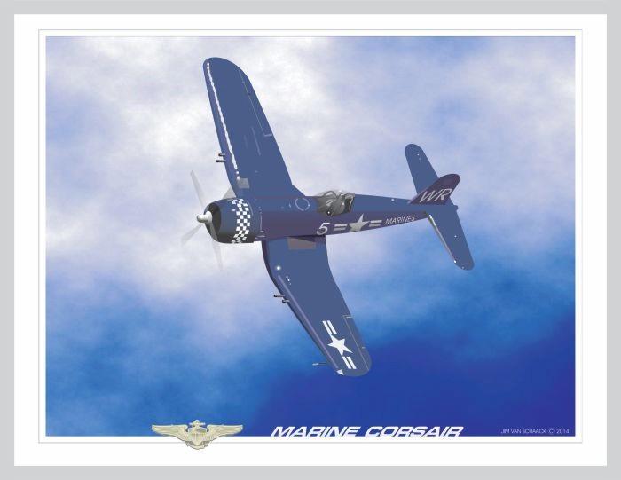 Marine Corsair